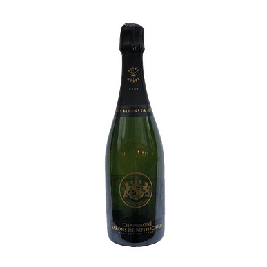 Baron de Rothschild brut champagne