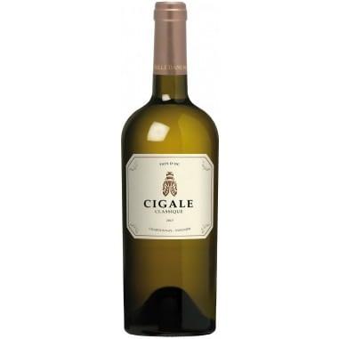 cigale bdx flacon chardonnay viognier