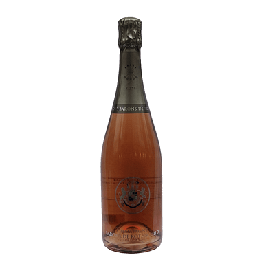 Champagne Baron de Rothschild rose