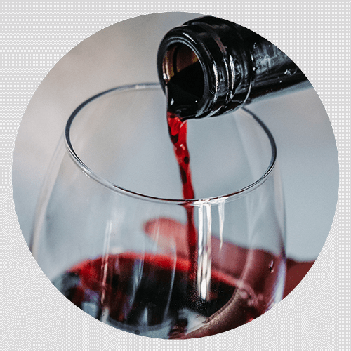 circel bw wijn